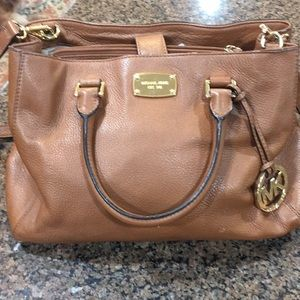 Michael Kors satchel in brown
